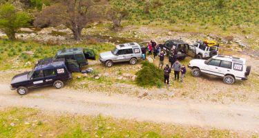 4x4 - Tour della Barbagia (Sardegna)