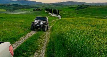 4x4 - Trasimeno Tour (Toscana- Umbria)
