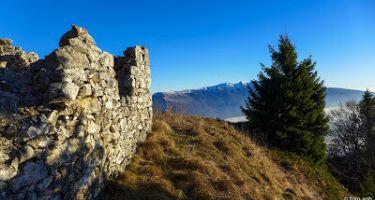 Da Pregasina al Passo Guil e al Monte Carone